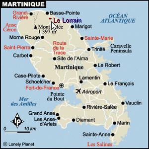 Plus Grande Ville De Martinique